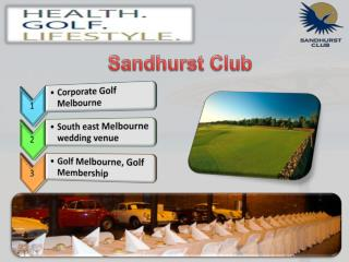 Rock Your Event In Function Venue Melbourne