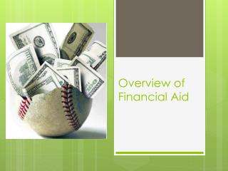 Overview of Financial Aid