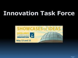Innovation Task Force