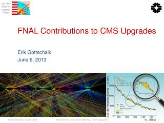 FNAL Contributions to CMS Upgrades