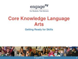 Core Knowledge Language Arts