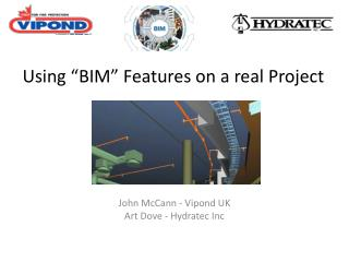 "Using ""BIM"" Features on a real Project"