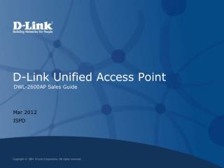 D-Link Unified Access Point