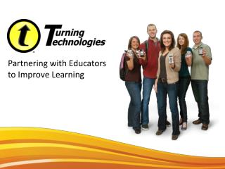 Partnering with Educators to Improve Learning