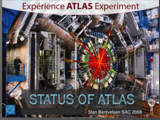 Status of Atlas
