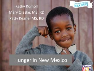 Hunger in New Mexico