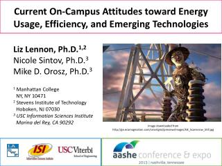 Current On-Campus Attitudes toward Energy Usage, Efficiency, and Emerging Technologies