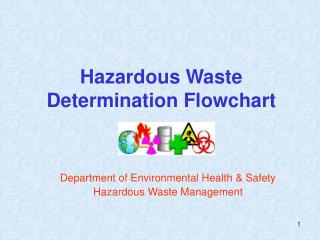 Hazardous Waste  Determination Flowchart