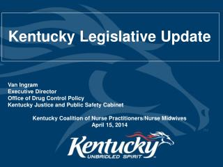 Kentucky Legislative Update