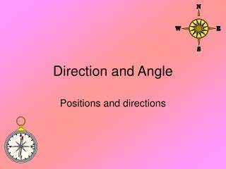 Direction and Angle