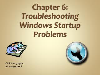 Chapter 6: Troubleshooting Windows Startup Problems