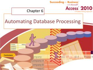 Automating Database Processing