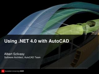 Using .NET 4.0 with AutoCAD