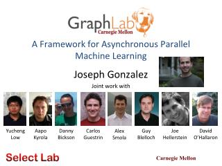 A Framework for Asynchronous Parallel Machine Learning