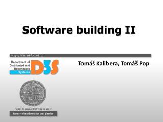 Software building II