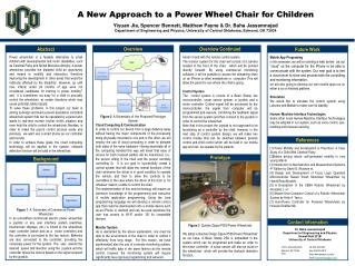 A New Approach  to a Power  Wheel Chair  for Children