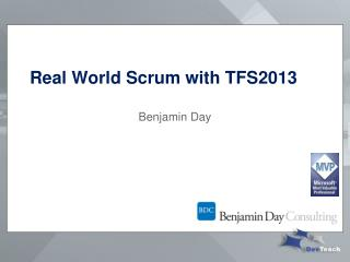 Real World Scrum with TFS2013