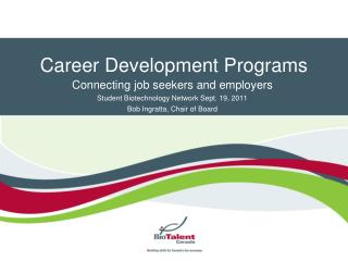 Career Development Programs
