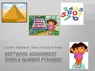 Software Assignment Dora's Number Pyramid!