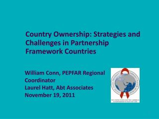 Country Ownership: Strategies and Challenges in Partnership Framework Countries