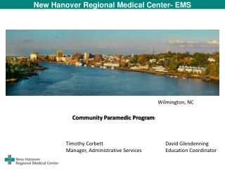 New Hanover Regional Medical Center- EMS