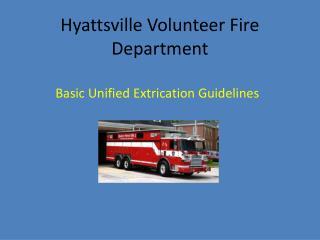 Hyattsville Volunteer Fire Department
