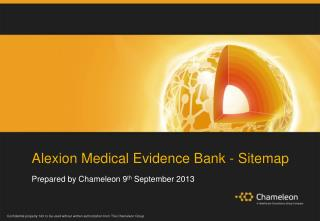 Alexion Medical Evidence Bank - Sitemap