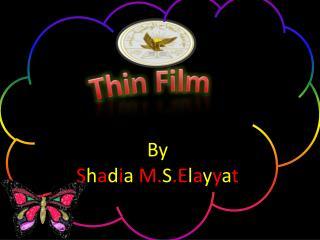 Thin Film