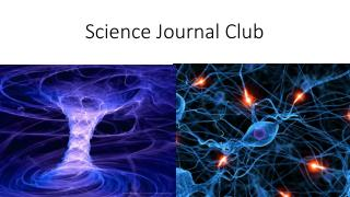 Science Journal Club