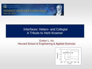 Interfaces: Hetero- and Collegial A Tribute to Herb Kroemer