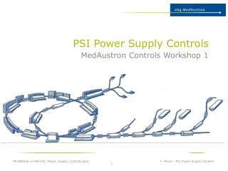 PSI Power Supply Controls