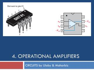 4. Operational Amplifiers