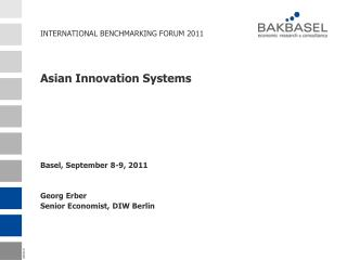 Asian Innovation Systems