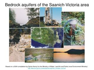 Bedrock aquifers of the Saanich-Victoria area