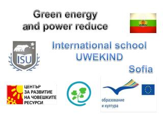 Green energy a nd power reduce