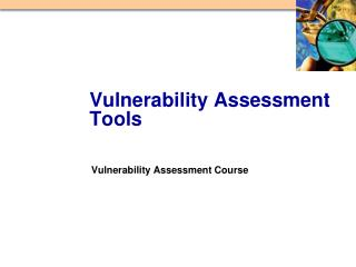 Vulnerability Assessment Tools