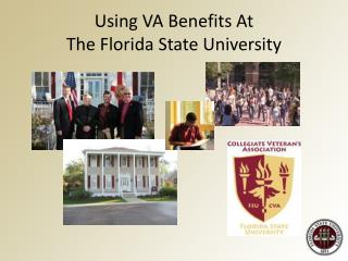 Using VA Benefits At  The Florida State University