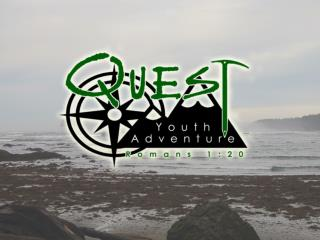 Quest Youth Adventure a ministry of The Summit