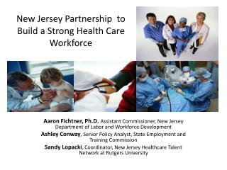 New Jersey's Health Care Cluster