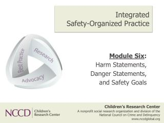 Integrated  Safety-Organized Practice