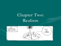 chapter two: realism