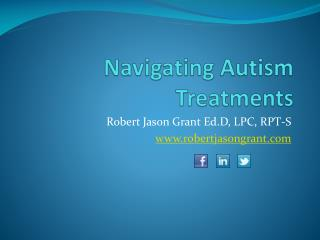 Navigating Autism Treatments