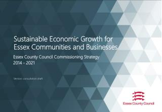 Sustainable Economic Growth for Essex Communities and Businesses