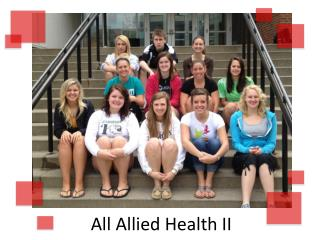 All Allied Health II