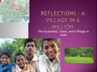 Reflections – A Village in a Million