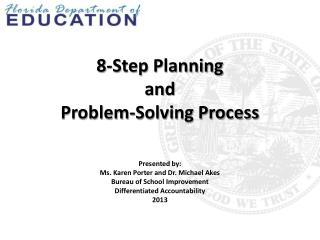9 step problem solving model