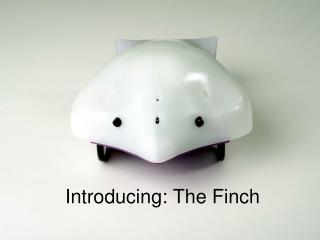 Introducing: The Finch
