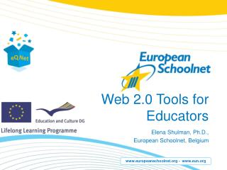 Web  2.0  Tools for  Educators