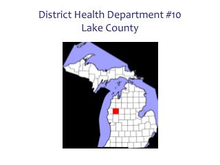 District Health Department #10 Lake County