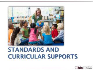 Standards and curricular Supports